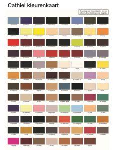 Cathiel Kleurkaart - CA501000001