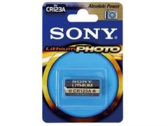 Sony Batterij CR123A - MAX06000001