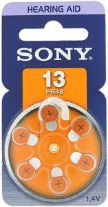 Sony Batterij PR48 (13) 6 st. - MAX05000005