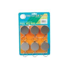 Keyring Pull Key Reel L 397 - HOZ22171397