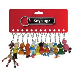 Keyring Houten Dieren 164 - HOZ22990166