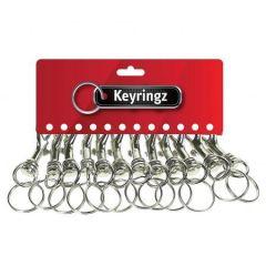 Keyring Musketon Nikkel 387 - HOZ22140387