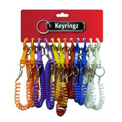 Keyring Musketon+Spiraal 388 - HOZ22157388
