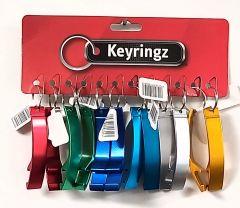 Keyring Metaal Flesopener (12) - HOZ22002264