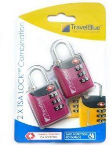 Travel Blue Slot Bagage TSA - HO512000027