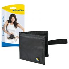 Travel Blue Secret Wallet - HO512000029